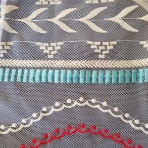 Sundance Tops - Sundance embroidered blouse